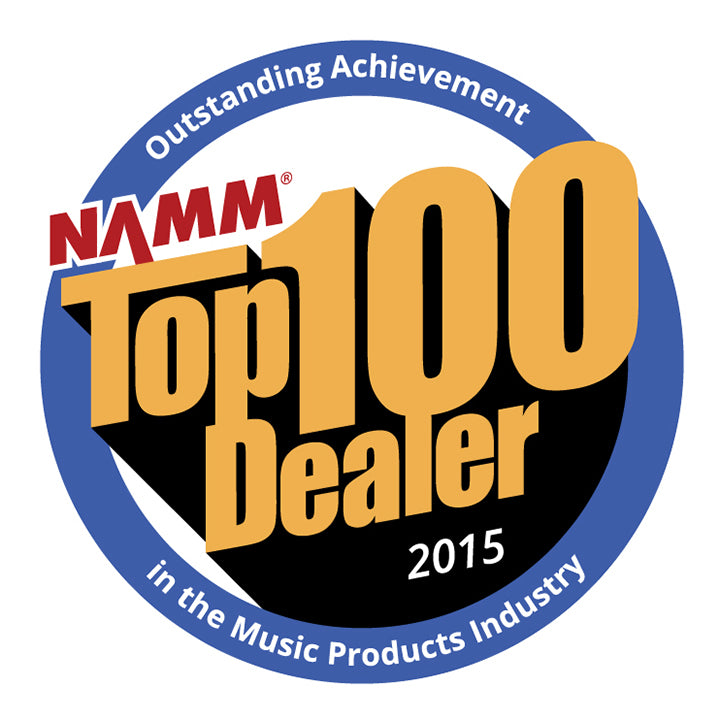 The Music Zoo Is A 2015 NAMM Top 100 Dealer