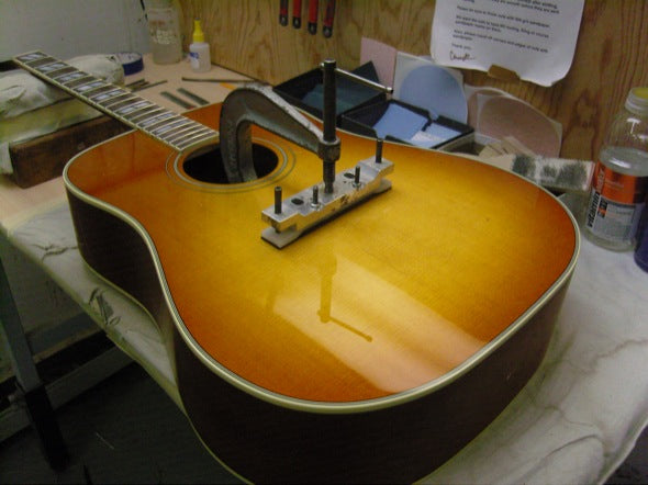 Factory Tour: Gibson Montana's Acoustic Guitars | The Music Zoo