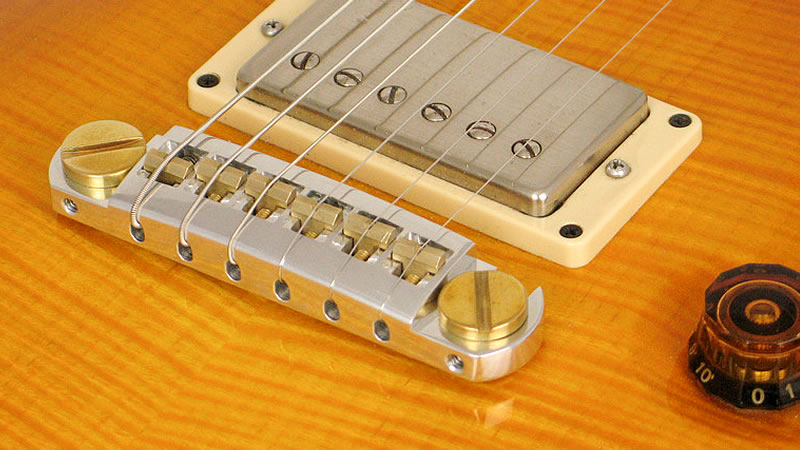 New Intonatable Stoptail Bridge Available From MannMade USA
