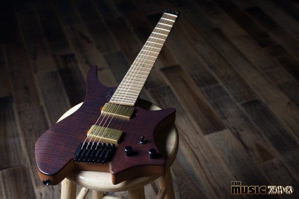 Guitar Showcase: Strandberg Custom Shop Boden CL7
