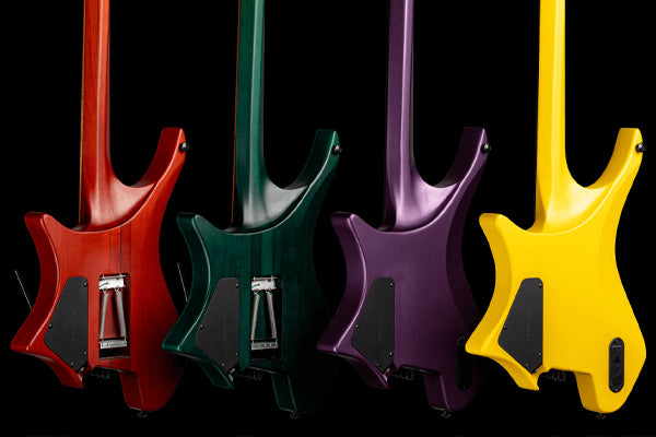NAMM 2020: Strandberg Boden 6 Neck-Thru Models Revealed!
