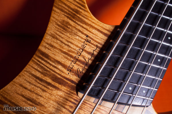Strandberg Boden Prog Bass 5 Review & Demo The Music Zoo