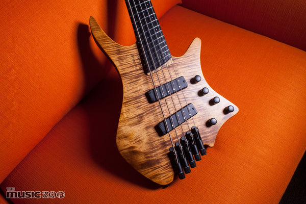 Strandberg Boden Prog Bass 5 Review & Demo!