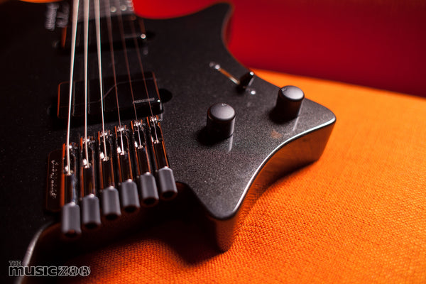 strandberg boden metal 6 the music zoo demo and review