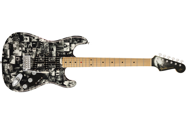 Fender Custom Shop Masterbuilt Andy Summers Stratocaster Unveiled!