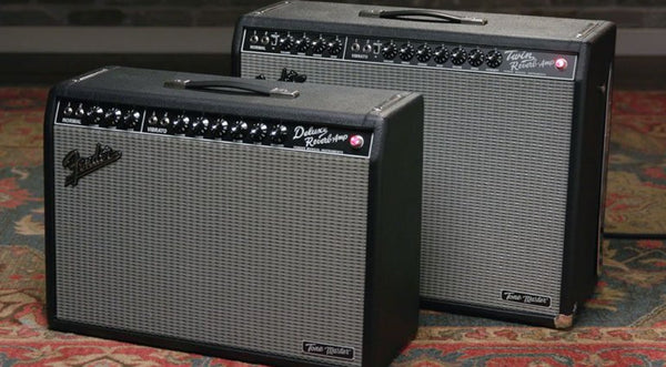 Fender Tone Master Deluxe and Twin Reverb Amplifiers Announced!