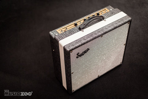 Supro Amplifiers At The Music Zoo