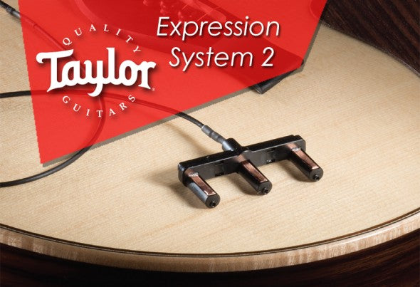 Taylor Guitars Expression System 2 Acoustic Pickup