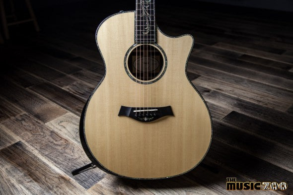 New At The Zoo! Taylor Presentation Series Brazilian Rosewood PS14ce Grand Auditorium
