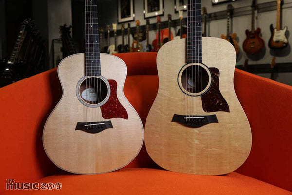 Taylor GS Mini vs Taylor Big Baby Acoustic Guitars: Which One Is Right For You?