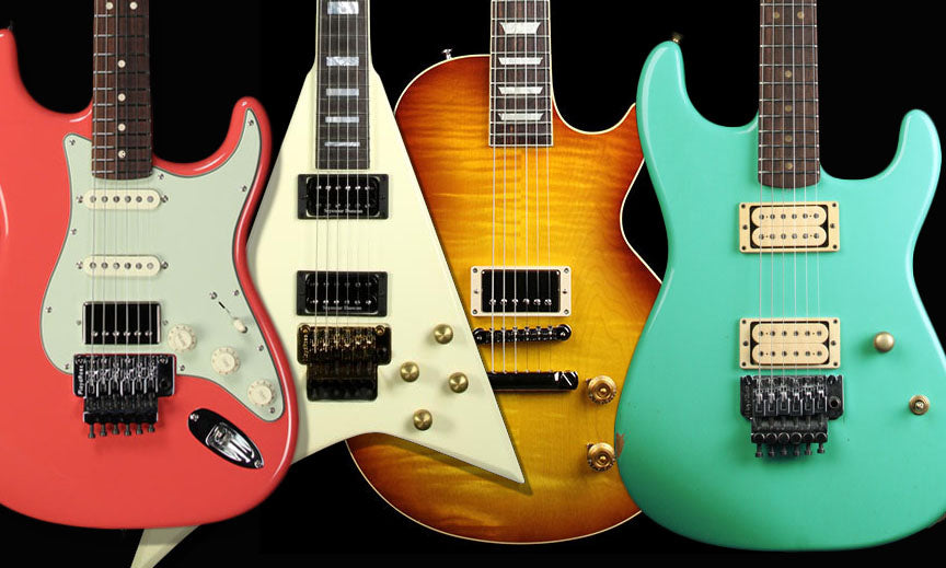 Ten Guitars You'll Only Find At The Music Zoo