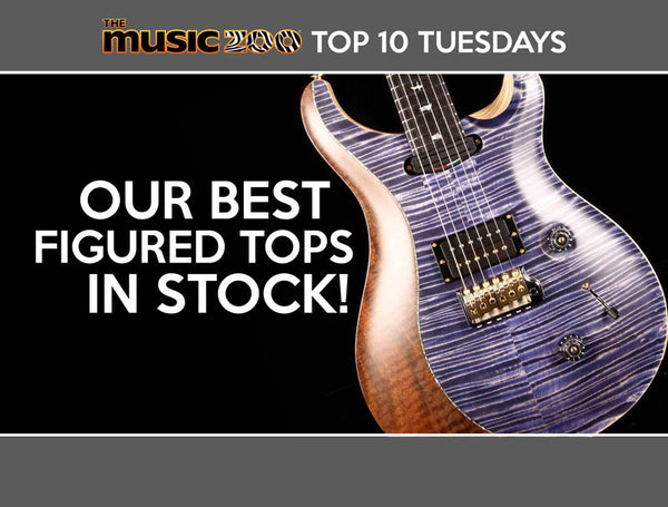 Top 10 Tuesdays: Our Best Figured Tops In Stock!