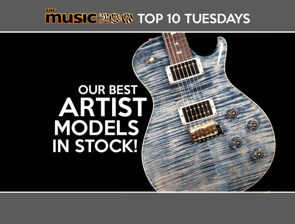 Top 10 Tuesday: Our Best Artist Models In Stock!