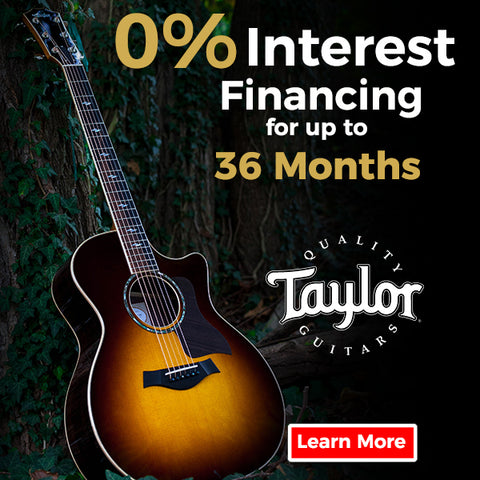Special taylor guitars offer 0 interest financing for for Furniture 0 interest financing