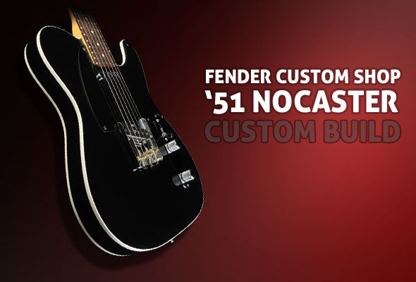 Zoo Review: Fender Custom Shop Double Bound '51 Nocaster