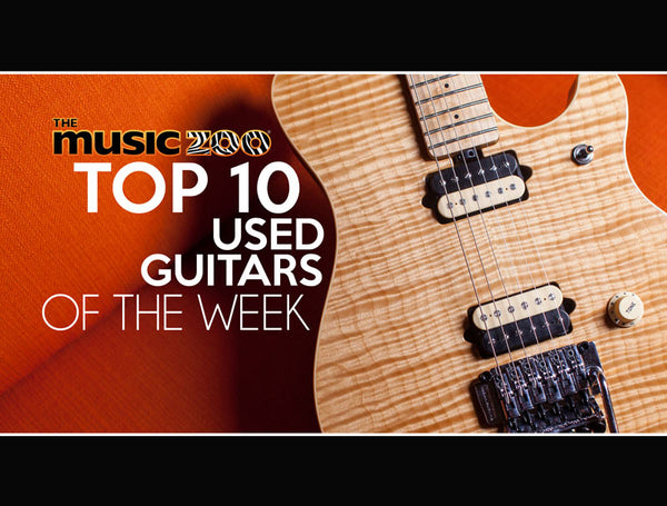 Top 10 Used The Music Zoo April 26