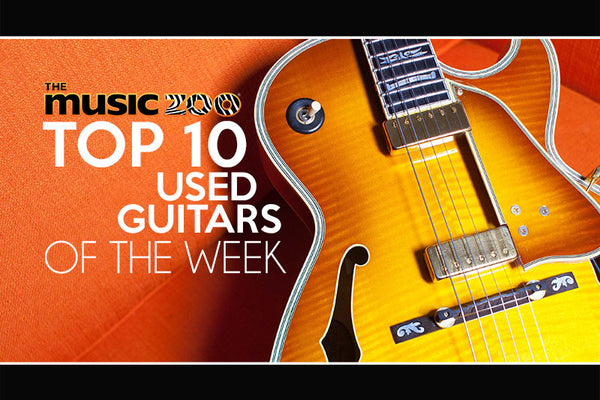 Top 10 Used Guitars At The Music Zoo: Week 3 August 2019!