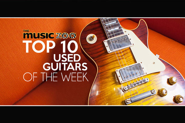 Top 10 Used Guitars At The Music Zoo: August Week 2 2019!