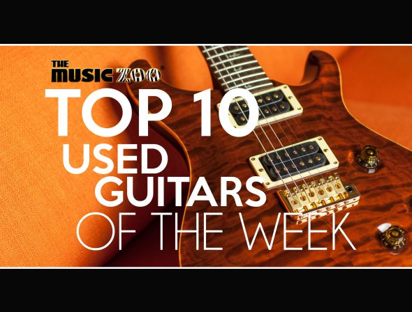 This Week's Top 10 Used Guitars At The Music Zoo
