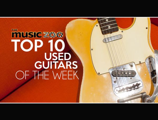 Top 10 Used Guitars At The Music Zoo: June Week 2 2019!