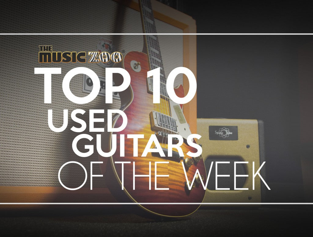 Used Guitars of the week