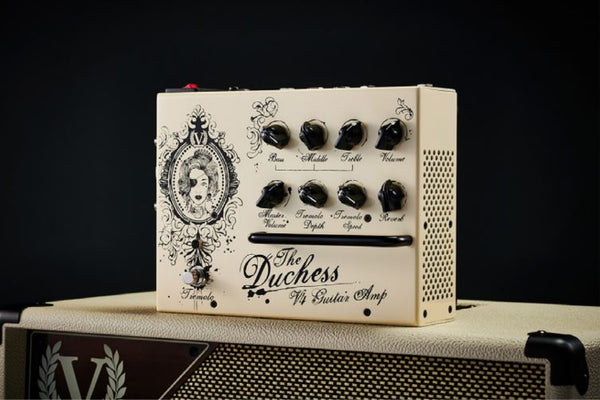 NAMM 2020 Victory Amplification V4 'The Duchess' Amplifier Released!