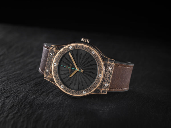 Wild Customs Classic Fusion Watch Announced with Hublot & Laurent Picciotto!