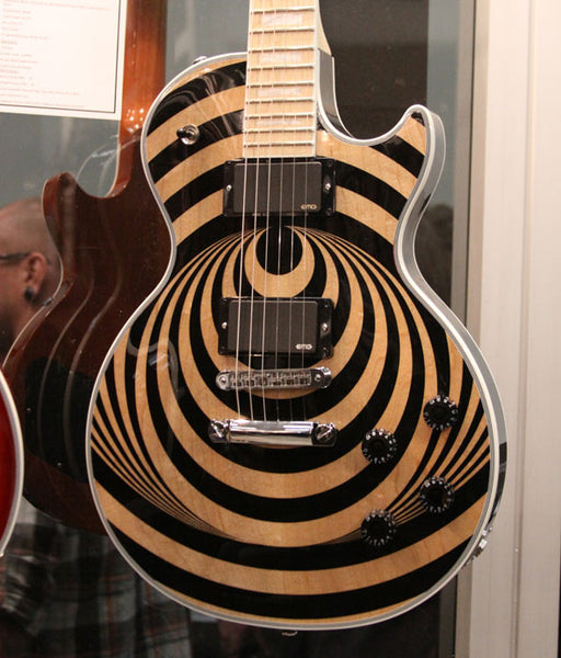 Zakk Wylde Vertigo Les Paul The Music Zoo
