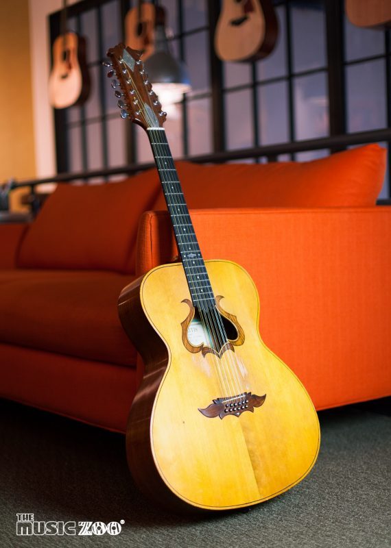 Out of the Case: Vintage Zemaitis Acoustic Guitars
