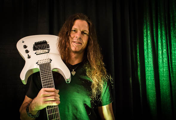 Video: Chris Broderick & New Jackson Pro Series Soloists