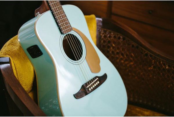 Fender Introduces New California Series Acoustic Guitars