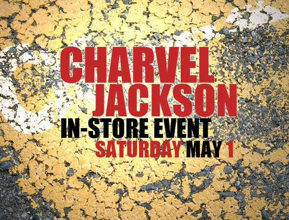 In-Store Event: Saturday May 1 is Charvel/Jackson Day
