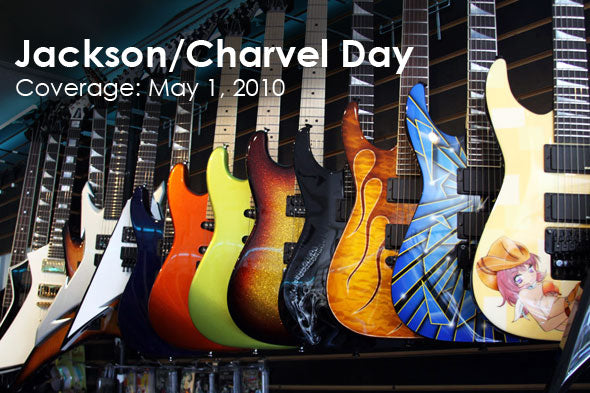 Coverage Of Jackson/Charvel Day 2010