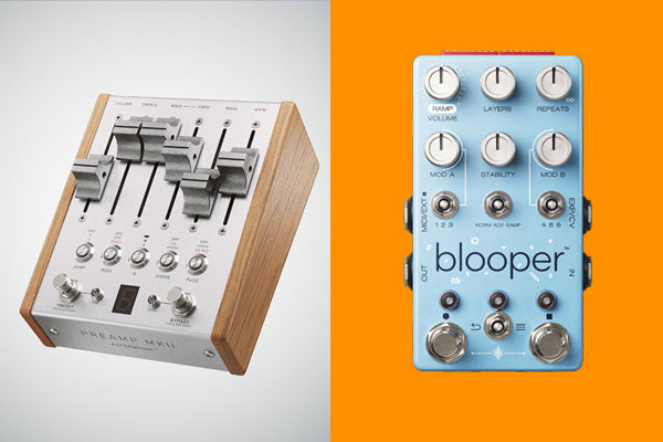 NAMM 2020: Chase Bliss Blooper Looper & Automatone Preamp MKII Pedals Announced & Preorder Available!