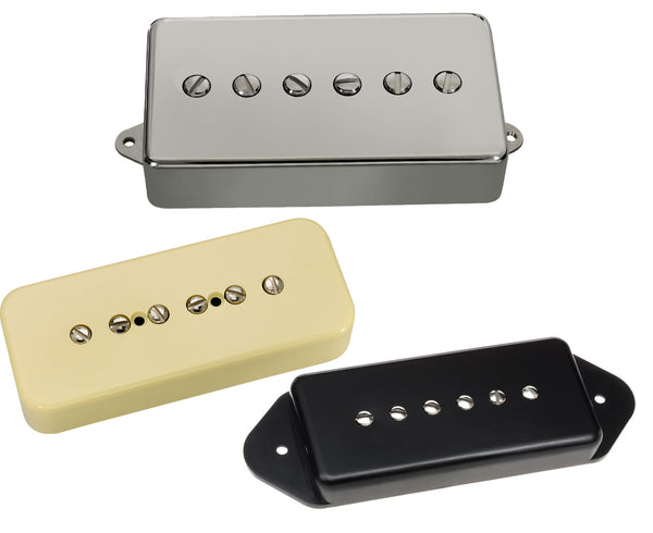 Dimarzio Vintage P90 pickups the music zoo