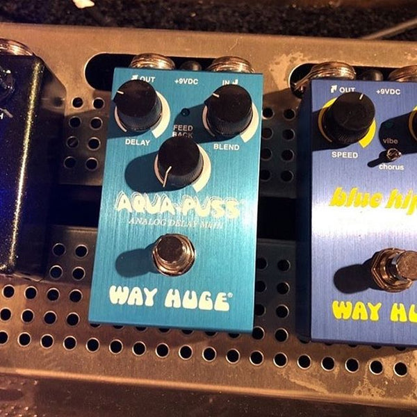 NAMM 2018: New Dunlop Pedals, Picks, & Accessories for 2018