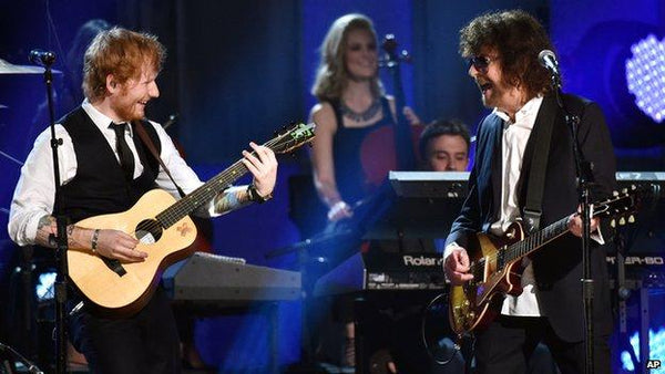 Guitars Of The 57th Annual Grammy Awards