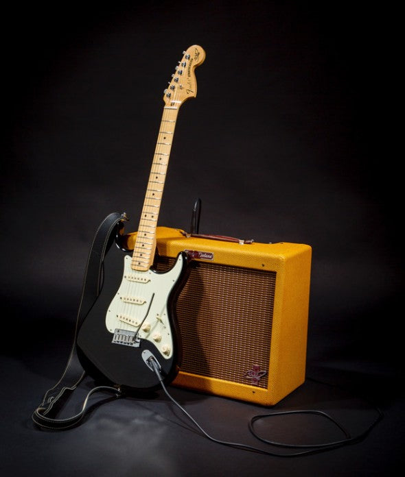 Fender Announces The Edge Signature Stratocaster and Deluxe Amp