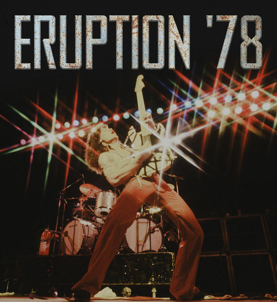 Summer NAMM 2018: EVH Announces 40th Anniversary Eruption '78 Replica Models