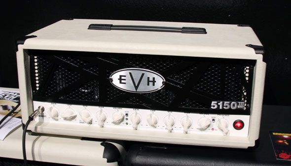 EVH 50 Watt Amplifier Head Is Coming