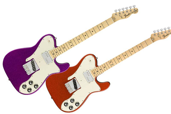 New Fender Limited Edition '72 Telecaster Custom Coming To The Zoo!