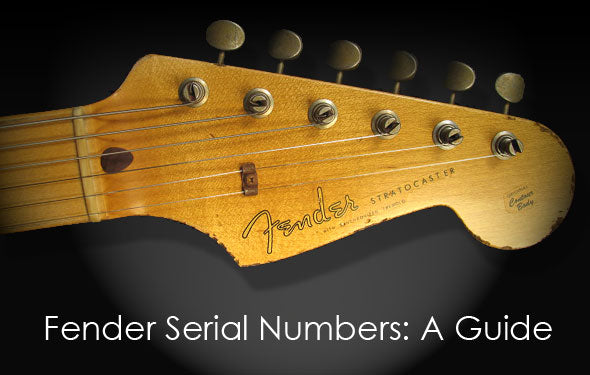 dating fender squier serial numbers