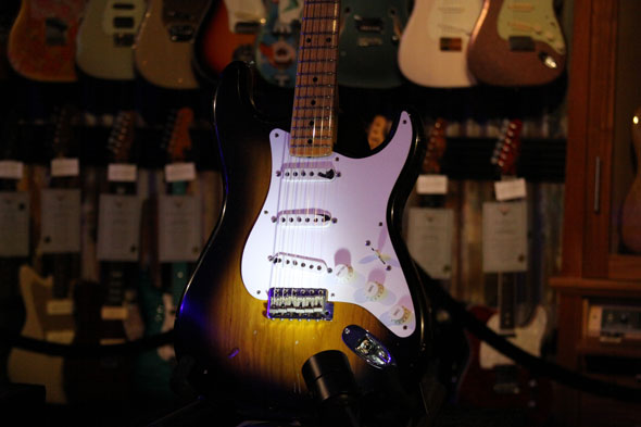 Fender Custom Shop Buddy Holly Tribute Stratocaster
