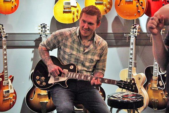 Brian Fallon Gaslight Anthem