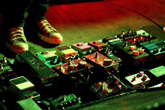 Orange Amps Discusses The Importance Of Pedal Order