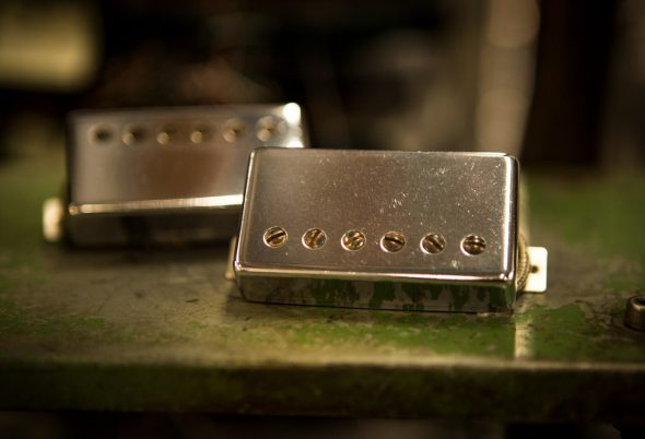 New Releases! Seymour Duncan High Voltage Humbucker Pickups!