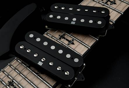 Seymour Duncan Duality 7-String