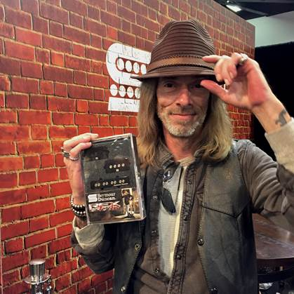 Seymour Duncan Announces Rex Brown Signature PJ Pickup Set & Preamp