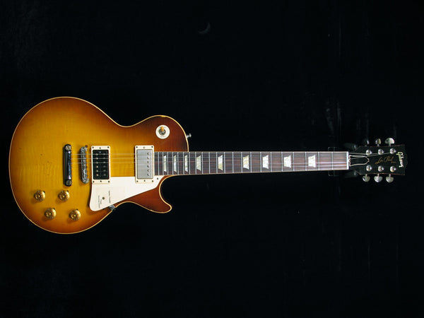 Jimmy Page #2 Gibson Les Paul Aged Version Photo Set!