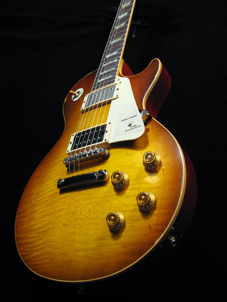 Jimmy Page Gibson Les Paul #2 The Music Zoo